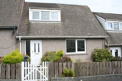 Thumbnail Terraced house for sale in 7 Bayview Terrace, Kirkcolm