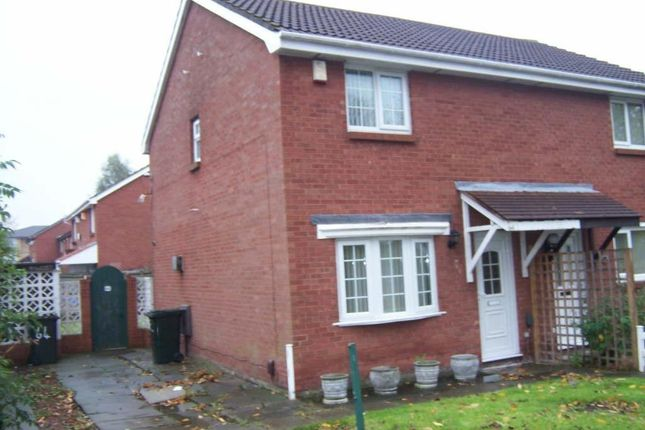 Thumbnail Semi-detached house to rent in Yatesbury Avenue, Newcastle Upon Tyne