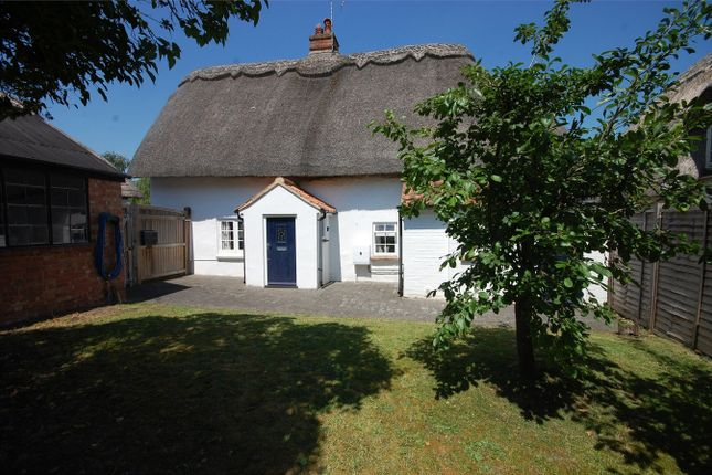 Thumbnail Cottage for sale in The Green, Dinton, Buckinghamshire