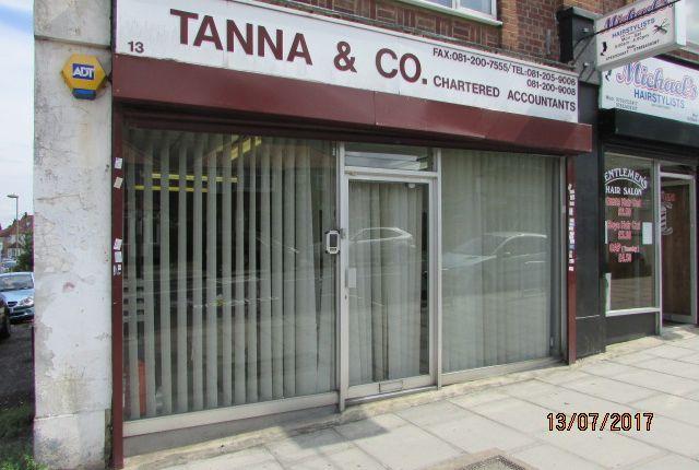 Retail premises for sale in Sheaveshill Parade, Edgware Road, London