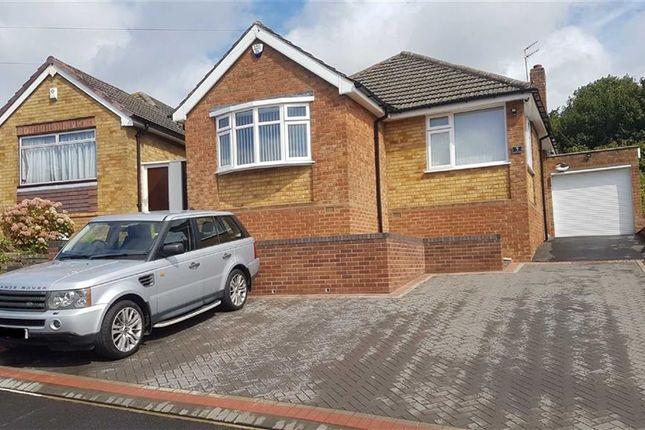 Thumbnail Detached bungalow for sale in Milton Crescent, The Straits, Dudley