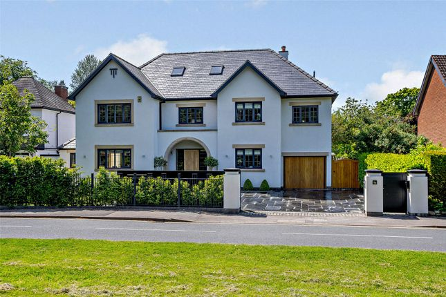 Thumbnail Detached house for sale in Broadway, Wilmslow, Cheshire