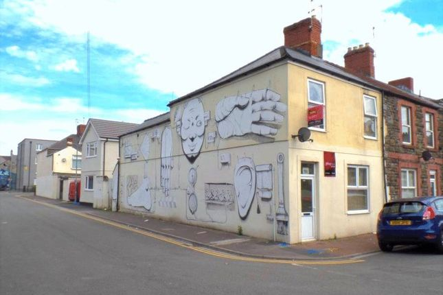 Thumbnail End terrace house for sale in Bedford Street, Cathays, Cardiff