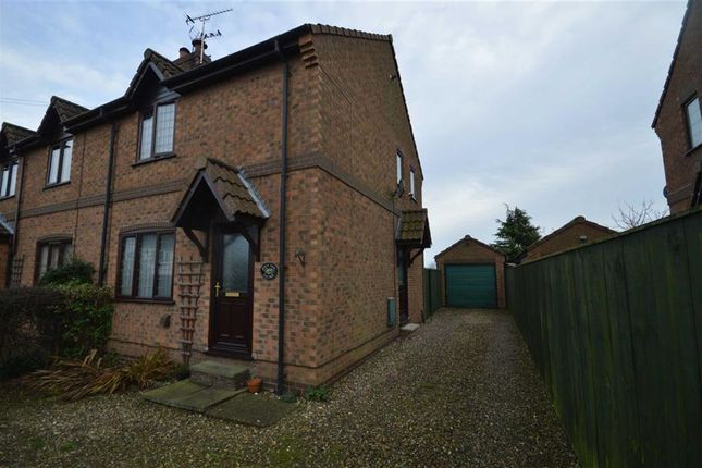 Thumbnail Semi-detached house for sale in Main Street, Lissett, East Yorkshire