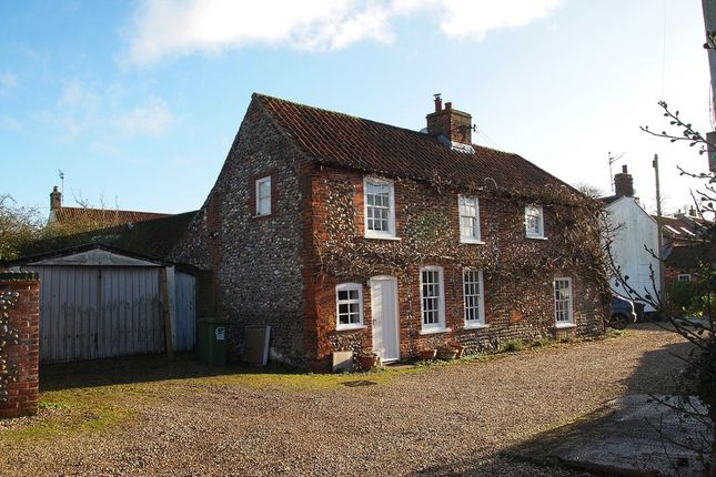 Thumbnail Detached house for sale in Church Street, Wells-Next-The-Sea