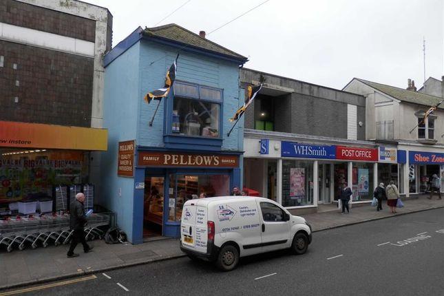 Thumbnail Retail premises for sale in Pellows Bakery, 95, Market Jew Street, Penzance