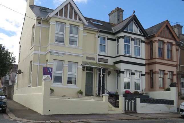 Thumbnail Terraced house to rent in Sydney Road, Torpoint
