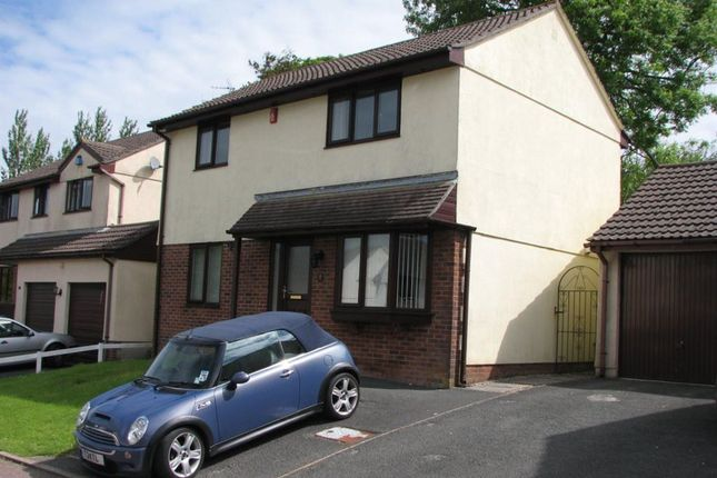 Thumbnail Detached house to rent in Oak Drive, Crownhill, Plymouth