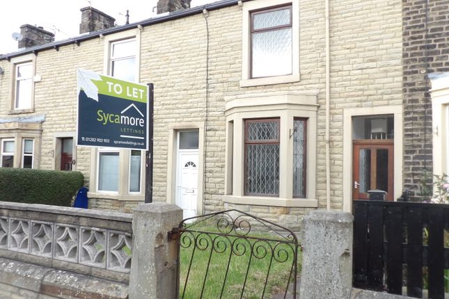 Thumbnail Terraced house to rent in Raleigh Street, Padiham