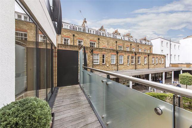 3 bed flat to rent in Kinnerton Street, Knightsbridge, London SW1X