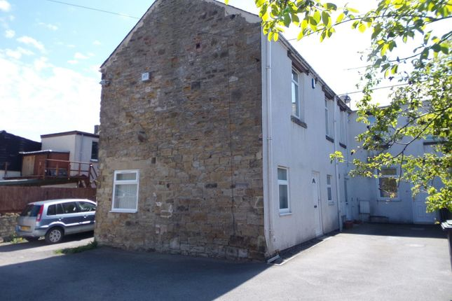 Thumbnail Terraced house for sale in Front Street, Leadgate, Consett