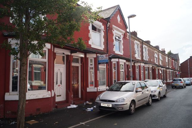 Thumbnail Terraced house for sale in Wincombe Street, Fallowfield