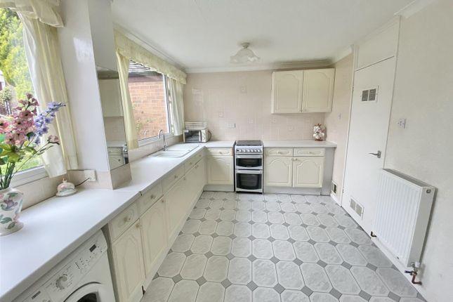 Kitchen of Hawkinge Drive, Castle Vale, Birmingham B35