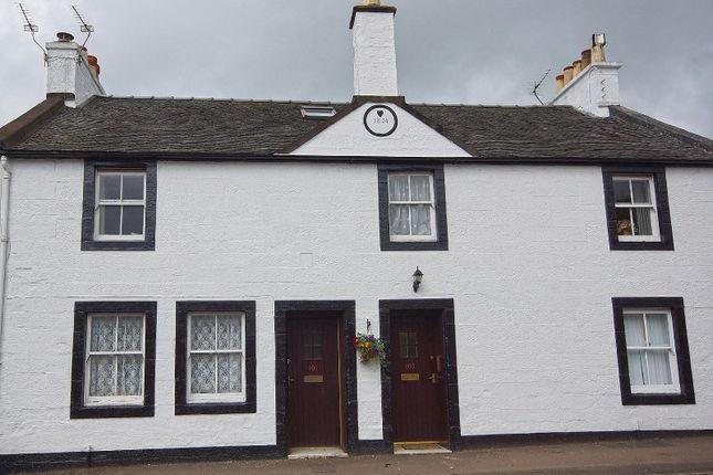 Thumbnail Flat for sale in Main Road, Fenwick, East Ayrshire KA3, East Ayrshire,
