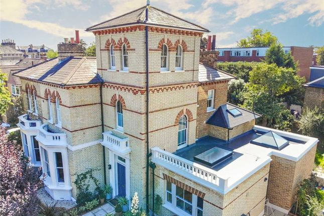 Thumbnail Semi-detached house to rent in Park Road, Hampton Hill, Hampton
