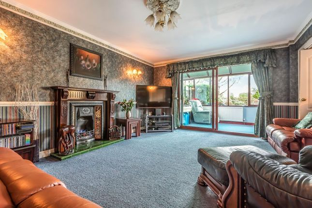 Living Room of Nab Lane, Mirfield WF14