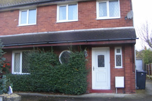 Thumbnail Semi-detached house to rent in Ryefield Avenue, Preston