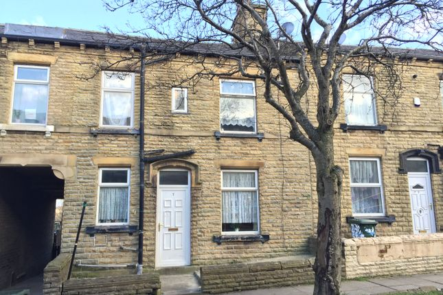 Thumbnail Terraced house to rent in Pembroke Street, Bradford