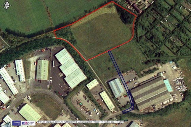 Thumbnail Land for sale in The Winster Site, Manners Industrial Estate, Ilkeston