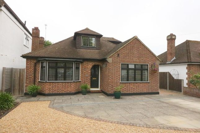 Thumbnail Detached bungalow for sale in Grosvenor Road, Staines Upon Thames