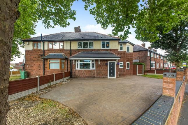Thumbnail Semi-detached house for sale in Woodland Avenue, Hindley Green, Wigan, Greater Manchester