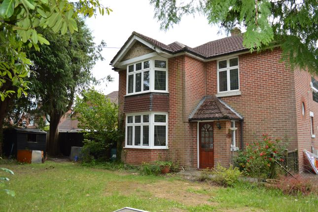 Thumbnail Flat to rent in Burnetts Lane, Horton Heath, Eastleigh