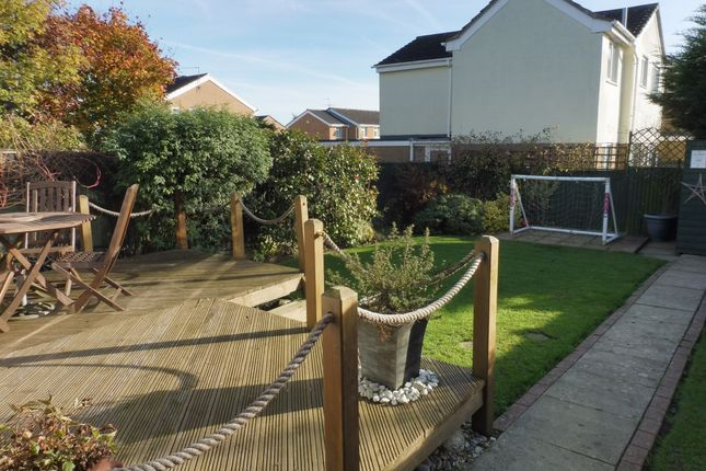 3 bed semi-detached house for sale in Welland Way, Oakham