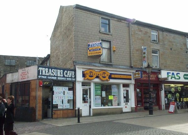 Office to let in No. 4A Parker Lane, Burnley