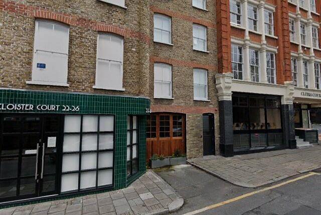 Thumbnail Office for sale in Cloister Court, 22-26 Farringdon Lane, London
