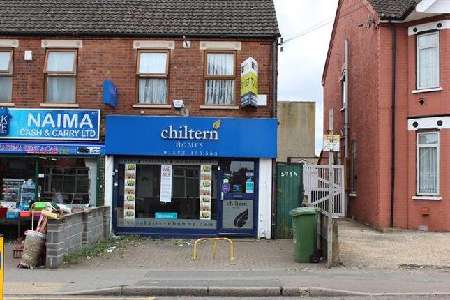 Thumbnail Retail premises to let in 279 Dunstable Road, Luton, Bedfordshire