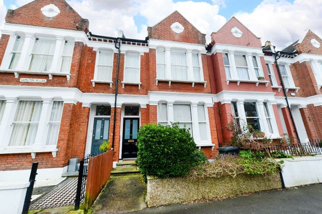 Thumbnail Terraced house for sale in Byne Road, Sydenham