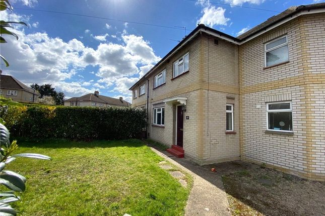 Thumbnail Semi-detached house for sale in Larchwood Drive, Englefield Green, Surrey