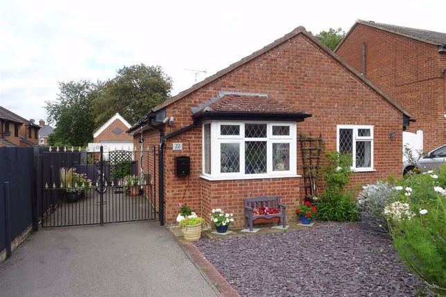 Thumbnail Detached bungalow to rent in Oak Close, Burbage, Hinckley