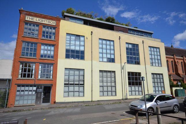 Thumbnail Flat for sale in Duke Street, Northampton