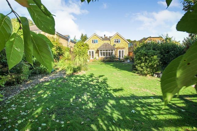 Thumbnail Detached house for sale in Bunstrux, Tring