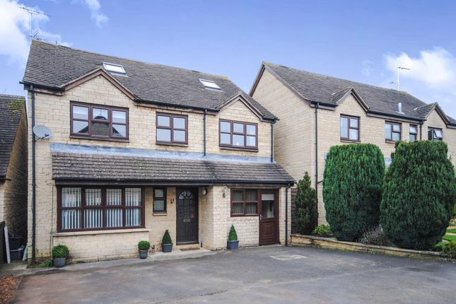 Thumbnail Detached house for sale in Hollis Close, Witney
