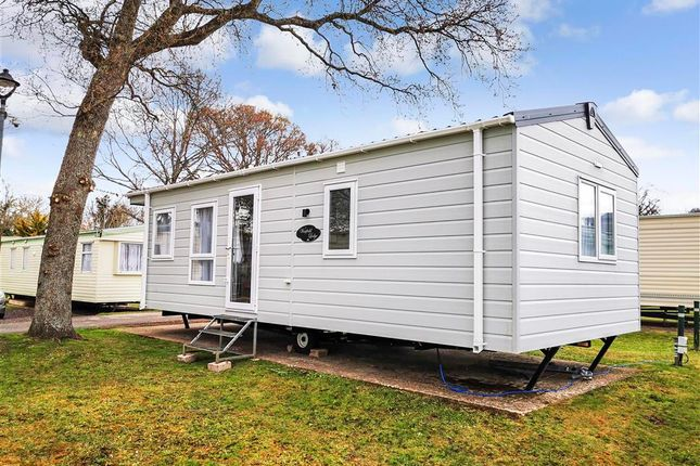 2 bed mobile/park home for sale in The Fairway, Sandown, Isle Of Wight PO36