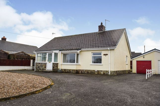 Thumbnail Detached bungalow for sale in Cilgerran, Cardigan
