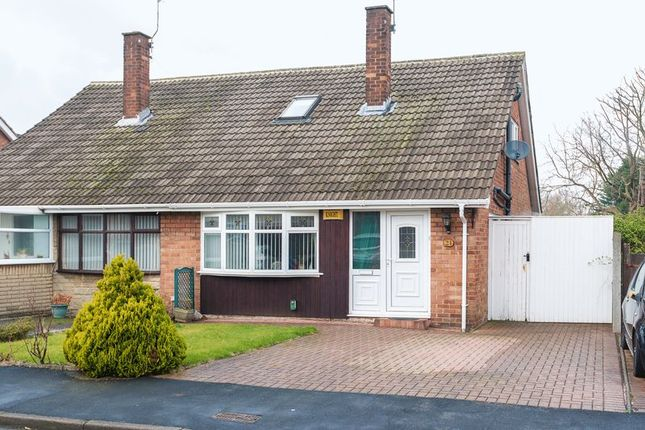 Thumbnail Semi-detached house for sale in Abbeydale, Burscough, Ormskirk