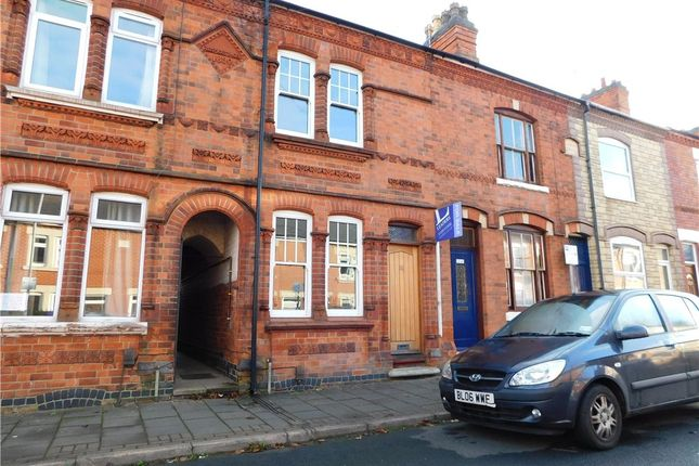 2 bed terraced house for sale in George Street, Loughborough, Leicestershire LE11