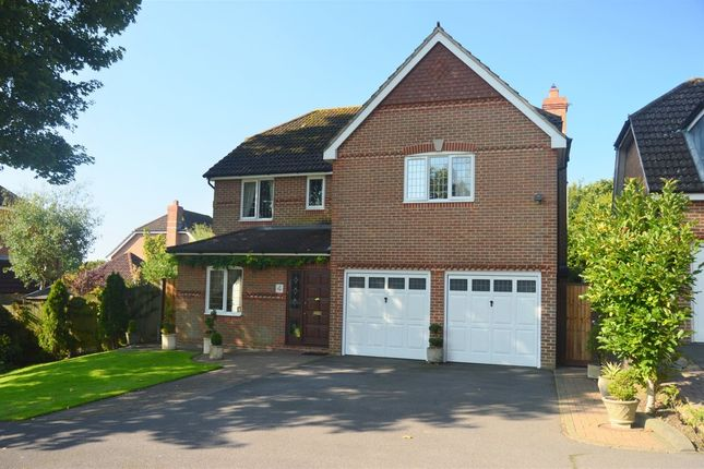 Thumbnail Detached house for sale in Maple Wood, Bedhampton, Havant