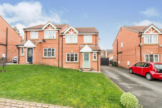 3 bed semi-detached house for sale in The Gills, Morley, Leeds, West Yorkshire LS27