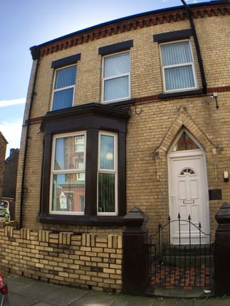 Thumbnail Shared accommodation to rent in Anfield Road, Liverpool, Merseyside