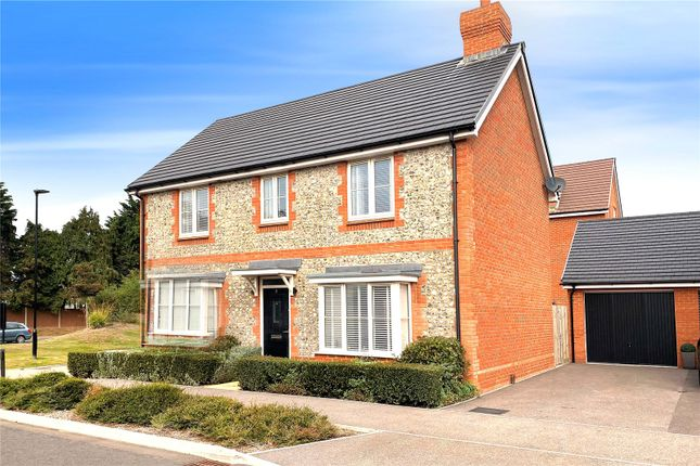 Detached house for sale in Verbena Drive, Angmering, West Sussex