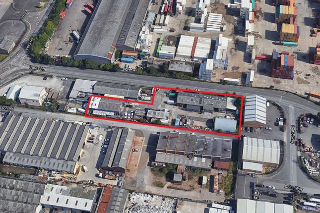 Thumbnail Industrial for sale in Gores Road, Liverpool