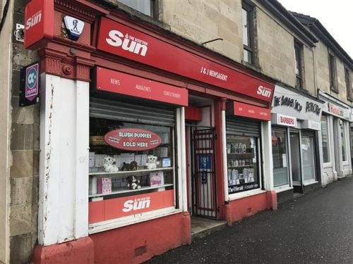 Thumbnail Retail premises for sale in Motherwell, Lanarkshire