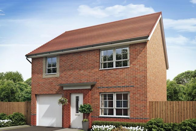 """Thumbnail Detached house for sale in """"Windermere"""" at Lee Lane, Royston, Barnsley"""
