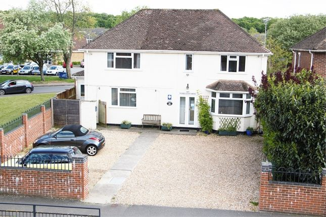 Thumbnail Detached house for sale in Winchester Road, Basingstoke