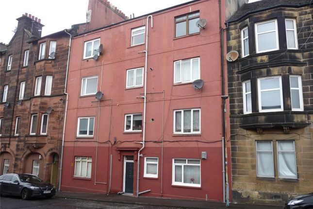 Thumbnail Flat for sale in Overton Crescent, Johnston