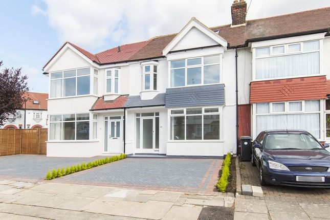 Thumbnail Terraced house for sale in Kenmare Gardens, London
